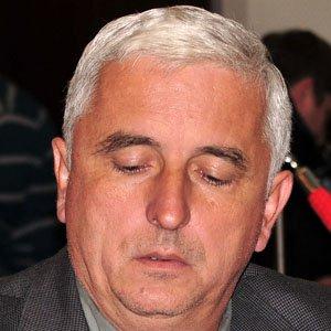 Chess Player Zdenko Kozul - age: 54