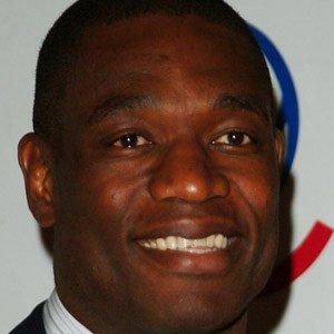 Basketball Player Dikembe Mutombo - age: 50