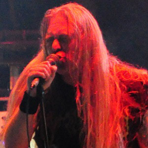 Metal Singer Karl Willetts - age: 54