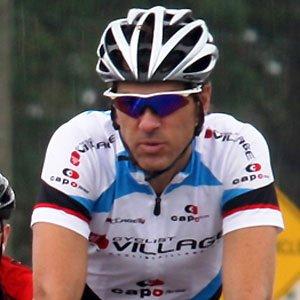 Cyclist Frankie Andreu - age: 54
