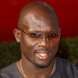 Soccer Player George Weah - age: 54