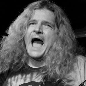 Guitarist Frank Hannon - age: 54