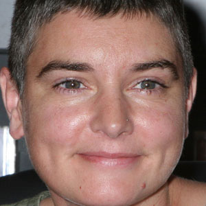 Rock Singer Sinead O'Connor - age: 51