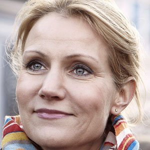 Politician Helle Thorning-schmidt - age: 50