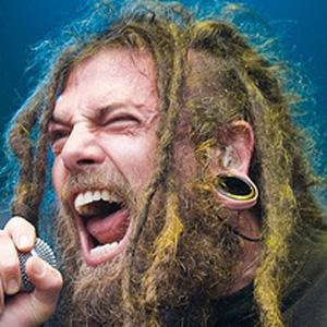 Metal Singer Chris Barnes - age: 54