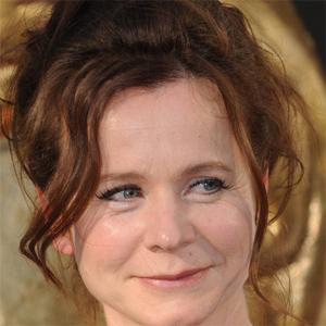 Movie actress Emily Watson - age: 54