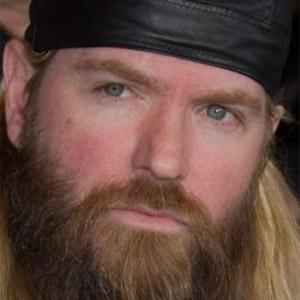 Metal Singer Zakk Wylde - age: 50