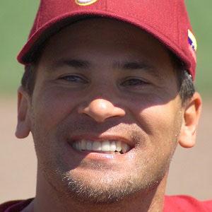 baseball player Omar Vizquel - age: 53