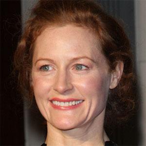 Movie actress Geraldine Somerville - age: 53