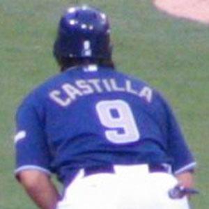 baseball player Vinny Castilla - age: 49