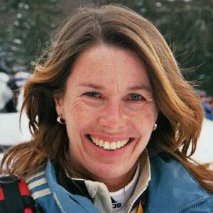Skier Magdalena Forsberg - age: 53