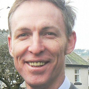 Politician Jim Murphy - age: 49