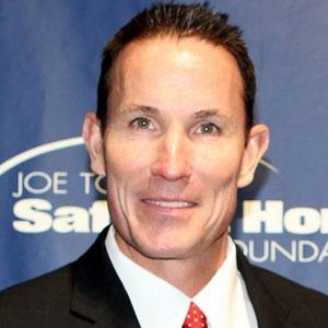 baseball player John Flaherty - age: 49