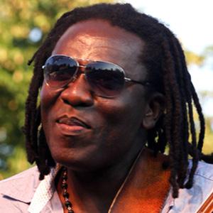 Bassist Richard Bona - age: 53