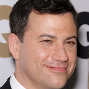 TV Show Host Jimmy Kimmel - age: 50