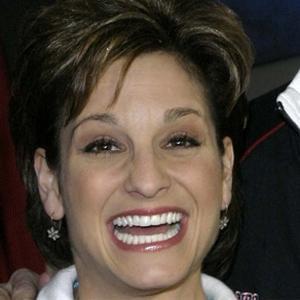 Gymnast Mary Lou Retton - age: 52