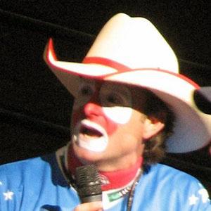 Bull Rider Flint Rasmussen - age: 53