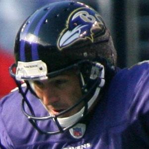 Football player Matt Stover - age: 52