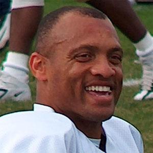 Football player Aeneas Williams - age: 52