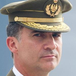 Royalty Felipe VI of Spain - age: 52