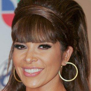 Pop Singer Gloria Trevi - age: 52