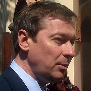 Politician Arturas Zuokas - age: 49