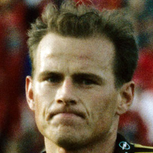 Soccer Player Stale Solbakken - age: 52