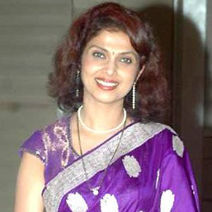 Movie actress Varsha Usgaonkar - age: 49