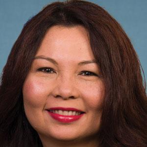 Politician Tammy Duckworth - age: 52