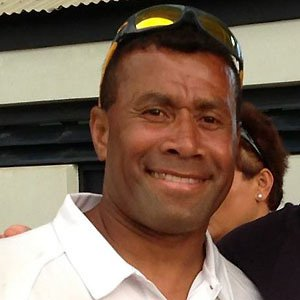 Rugby Player Waisale Serevi - age: 52