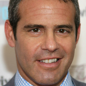 TV Show Host Andy Cohen - age: 52