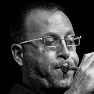 Trumpet Player Ernie Hammes - age: 52