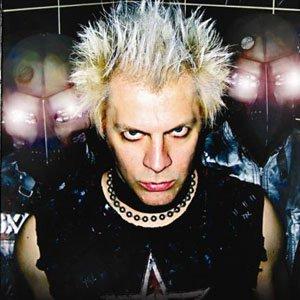 Metal Singer Michael Cummings - age: 48