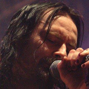 Metal Singer Aaron Stainthorpe - age: 52