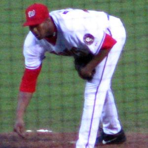 baseball player Pedro Astacio - age: 48