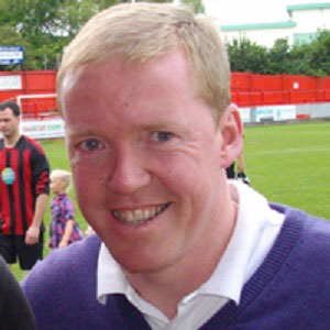 Soccer Player Steve Staunton - age: 52