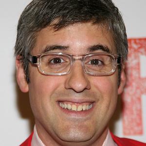 Comedian Mo Rocca - age: 51
