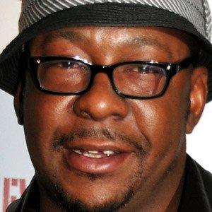 R&B Singer Bobby Brown - age: 51