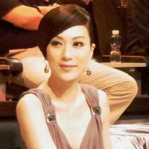 TV Actress Maggie Cheung Ho-yee - age: 51