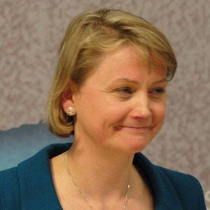 Politician Yvette Cooper - age: 51