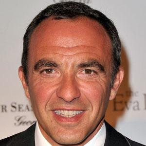 TV Show Host Nikos Aliagas - age: 52