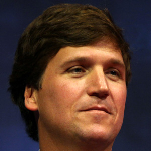 Journalist Tucker Carlson - age: 51