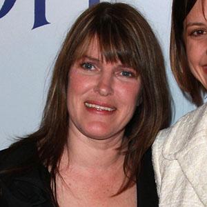 Screenwriter Leslie Caveny - age: 47