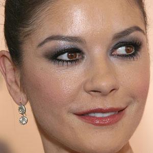 Movie actress Catherine Zeta-Jones - age: 51