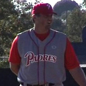 baseball player Dave Nilsson - age: 47
