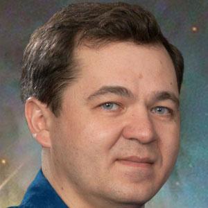 Astronaut Oleg Skripochka - age: 47