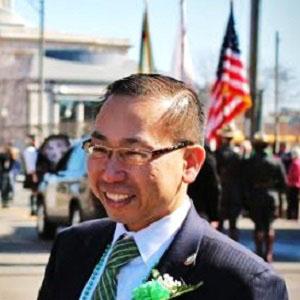 Politician Allan Fung - age: 50