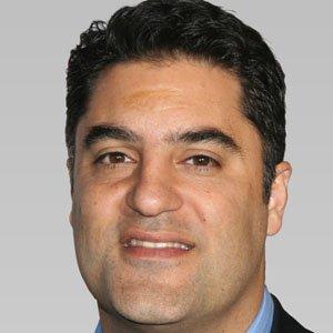 Radio host Cenk Uygur - age: 50