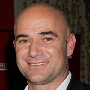 Male Tennis Player Andre Agassi - age: 50