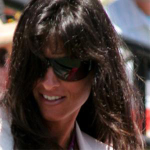 Female Tennis Player Gabriela Sabatini - age: 50